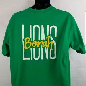 Vintage Borah Lions High School Boise Idaho Shirt